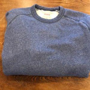 Levi's comfy sweatshirt